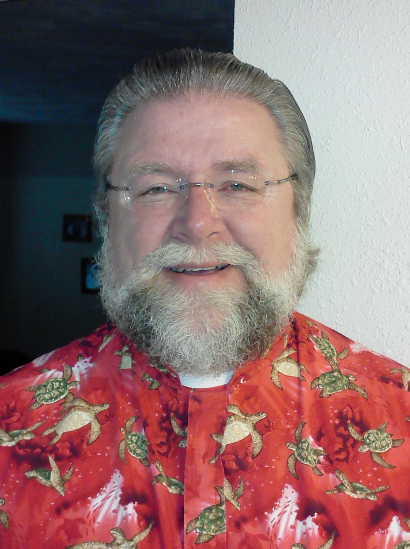 Rev. Alan Eschenbacher