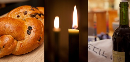 Shabbat Triptych