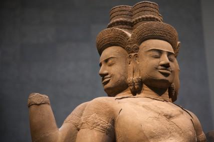 Brahma, Banteay Srei style, Musée Guimet-Paris