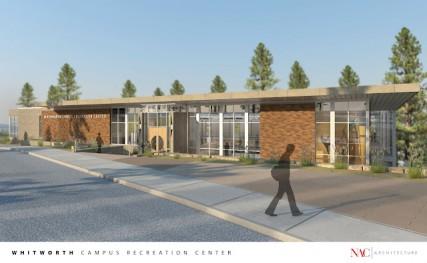 Image of Whitworth Campus Recreation Center