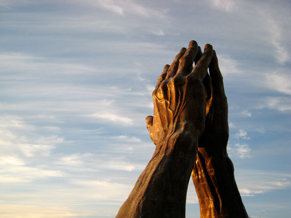 """Upcoming Day of Prayer """"I thirst"""""""