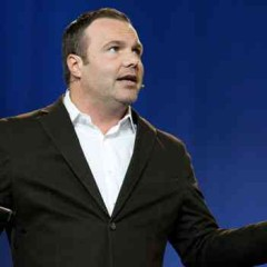 Mark Driscoll, preaching pastor of Mars Hill Church