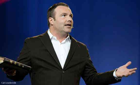 Mark Driscoll speaks: 'There are lots of things I could say …'