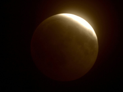 Winter Solstice Lunar Eclipse/by Bruce McKay Yellow Snow Photography