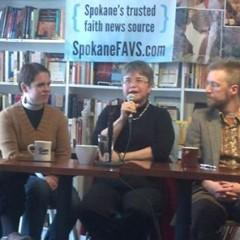 February Coffee Talk panelists