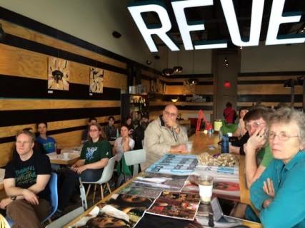May Coffee Talk at Revel 77