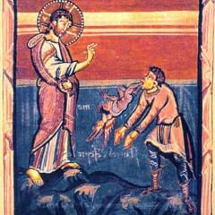 Healing of the demon-possessed/Wikipedia