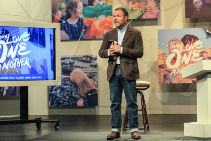 Mark Driscoll to step down while Mars Hill reviews charges