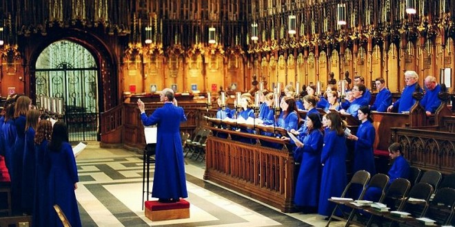 Many church choirs are dying. Here's why
