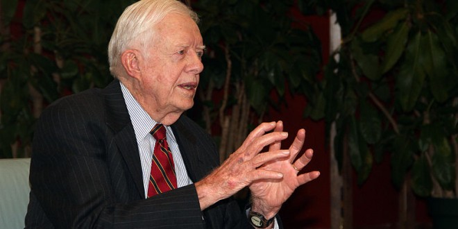 BRIEF: Historian to present lecture on Carter, Religious Right
