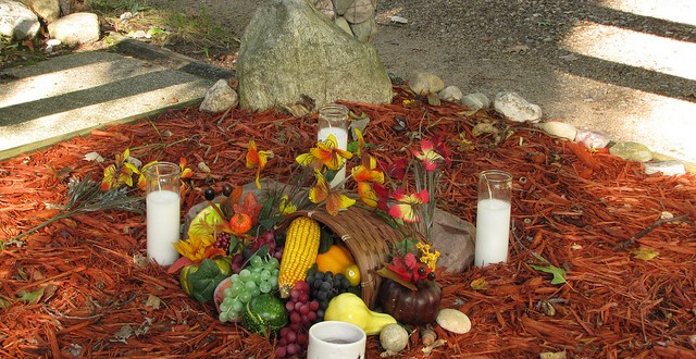 Recognizing the beauty of the the pagan Mabon celebration