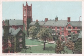 Tensions at Episcopal Church's oldest seminary reflect larger crisis in future of theology schools