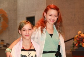 On Magic, Stories, Tradition, Faith, and You: A Letter To Our Twin Daughters On Their B'not Mitzvah