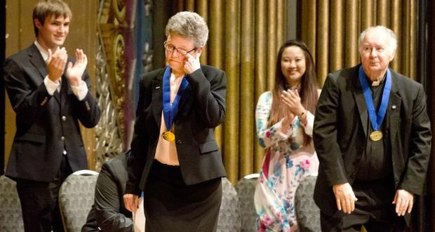 Opus Prize awarded to nun