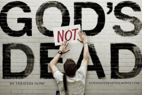 """""""God's Not Dead,"""" but He doesn't have much room for atheists or Muslims"""