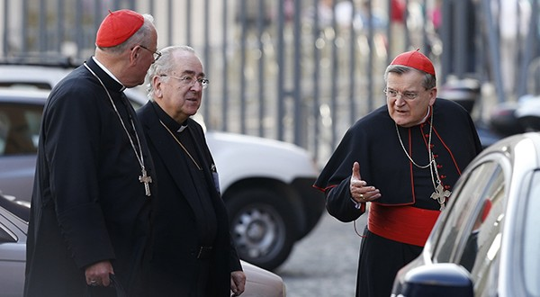 Catholic bishops narrowly reject a wider welcome to gays, divorced Catholics