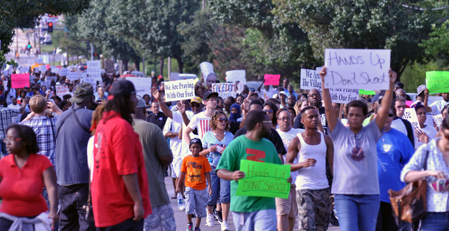 "How to help Ferguson: ""Stop watching TV and get to work"""