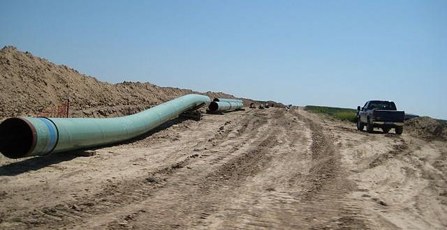 Slaying the Keystone XL Pipeline Dragon