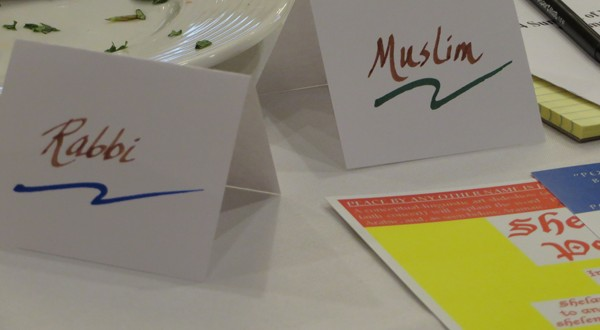 Can Jews and Muslims get along? 60 imams and rabbis meet in Washington to try