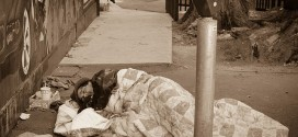 Finding God in the midst of homelessness