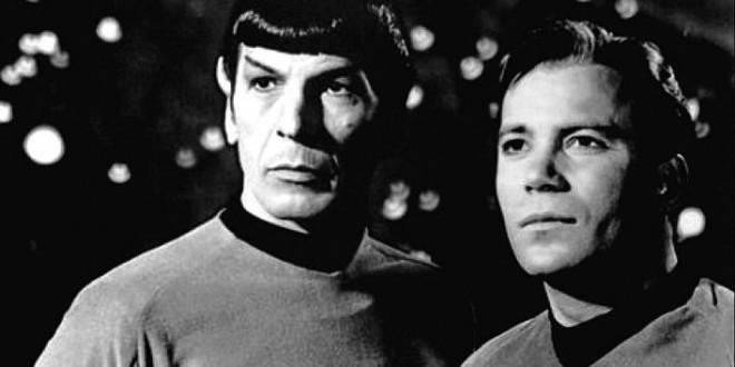 Star Trek's Spock describes his Jewish roots