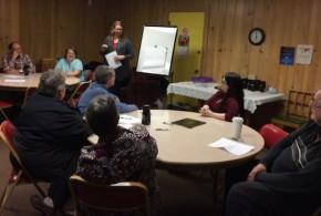 Notes on the SpokaneFAVS open meeting