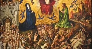 Stefan Lochner - The Last Judgement (1435)