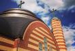 Holy Trinity Greek Orthodox Church was the first Faith Feast stop on April 26/Tracy Simmons - SpokaneFAVS