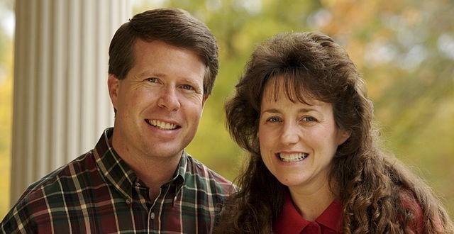 Jim Bob and Michelle Duggar/Wikipedia photo