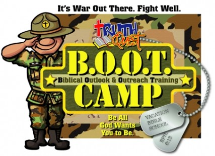 Back to School Boot Camp @ Ramsey Road Baptist Church