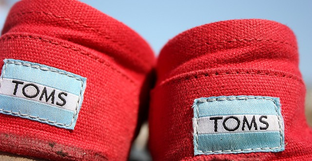 FLickr photo of Toms shoes by PROVivianna_love