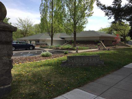 St. Joseph Family Center Spokane will be closing this year/Lindsey Treffry - SpokaneFAVS
