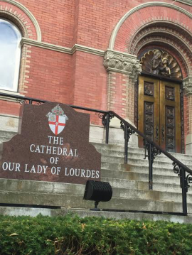 Our Lady of Lourdes Cathedral/Photo by Lindsey Treffry