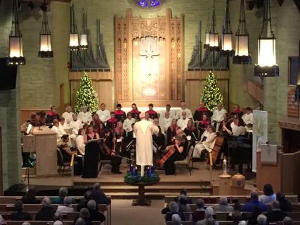 Central Lutheran Church choir/Contributed