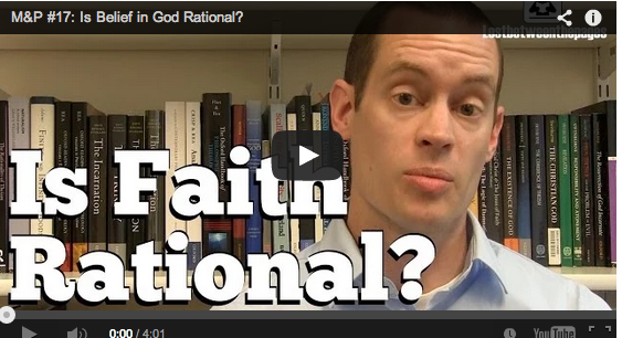 is belief in god rational Read the pros and cons of the debate belief in god is rational.