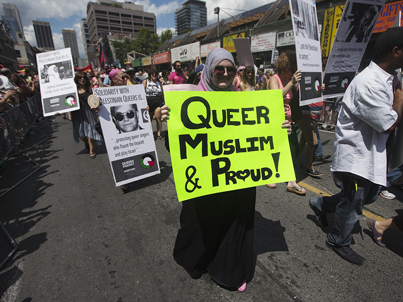 LGBT in Islam Jump to gay