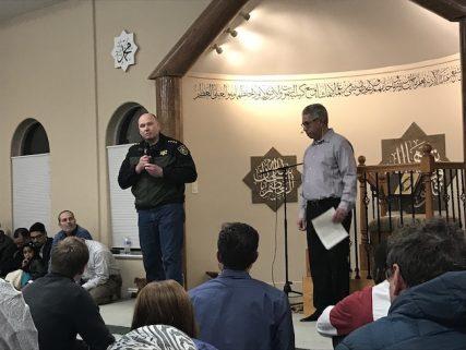 Sheriff Ozzie Knezovich speaks about the dangers of radical hate/Emily Geddes - SpokaneFāVS